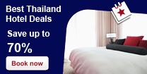 Thailand Hotel Deals