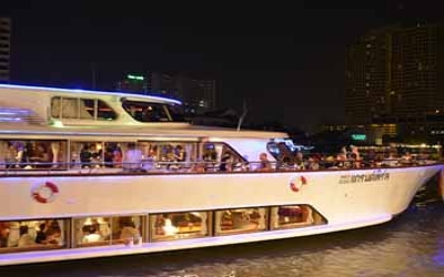 Luxurious Dinner cruise